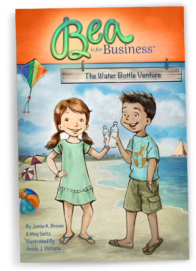 Bea is for Business: The Water Bottle Venture
